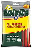 Solvite All purpose Wallpaper adhesive 95g