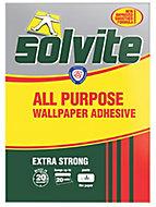 Solvite All purpose Wallpaper Adhesive 380g