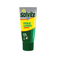 Solvite Connector Ready mixed Overlap & border Adhesive 240g