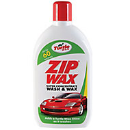 Turtle Wax Zipwax Wash & wax, 1L Bottle