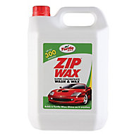 Turtle Wax Zipwax Wash & wax, 5L Bottle