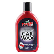 Turtle Wax Shine & Protect Car wax, 0.5L Bottle