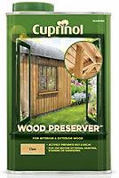 Cuprinol Clear Wood preserver 1L