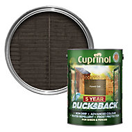 Cuprinol 5 Year Ducksback Forest oak Shed & fence treatment 5L