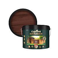 Cuprinol 5 year ducksback Rich cedar Fence & shed Wood treatment, 9L