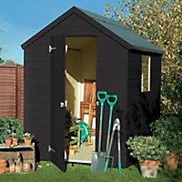 Cuprinol Garden shades Black ash Matt Wood paint, 2.5L