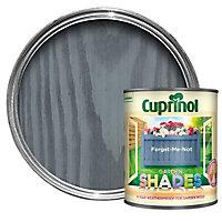 Cuprinol Garden shades Forget me not Matt Wood paint, 1L