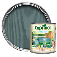 Cuprinol Garden shades Seagrass Matt Wood paint, 2.5L