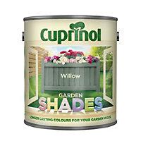 Cuprinol Garden Shades Willow Matt Wood paint 1L