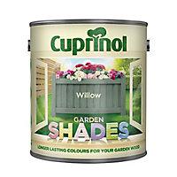 Cuprinol Garden shades Willow Matt Wood paint, 1L