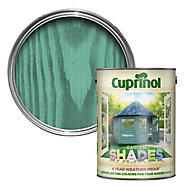 Cuprinol Garden shades Seagrass Matt Wood paint, 5L