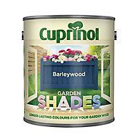 Cuprinol Garden shades Barleywood Matt Wood paint, 1L