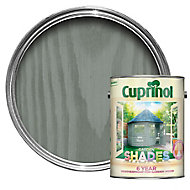 Cuprinol Garden shades Wild thyme Matt Wood paint, 5L
