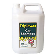 CarPlan Triplewax Car shampoo, 5L Bottle