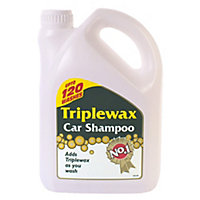 CarPlan Triplewax Car shampoo, 2L Bottle