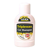 CarPlan Triplewax Car shampoo, 1L Bottle