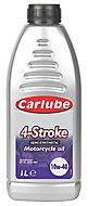 Carlube 4-Stroke Semi-synthetic Motorcycle Engine oil, 1L Bottle