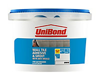 UniBond Ready mixed White Wall Tile Adhesive & grout, 1.38kg