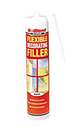 UniBond White Flexible Decorators caulk 285ml
