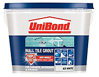UniBond Ice white Ready mixed grout (W)1.38kg