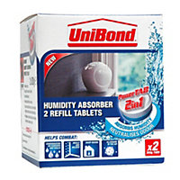Unibond Moisture trap refills, Pack of 2
