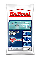 UniBond Ice white Powder grout (W)0.5kg