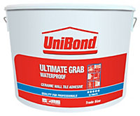 UniBond Ready to use Wall tile adhesive, Beige 13.1kg