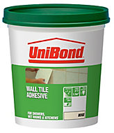 UniBond Ready mixed Beige Wall Tile Adhesive, 1.6kg