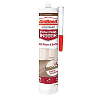 UniBond Perfect finish Mid brown Floor Sealant, 300ml