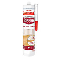 UniBond Translucent Floor sealant, 300 ml