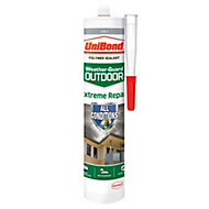 UniBond Extreme Repair Grey Outdoor Sealant 300 ml