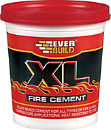 Everbuild Ready mixed Fire cement 1kg Resealable plastic tub