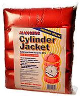 Mangers 4 piece Cylinder Tank jacket, (L)1067mm (W)450mm (T)80mm