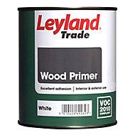 Leyland Trade White Wood Primer, 2.5L