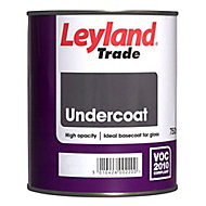Leyland Trade White Metal & wood Undercoat, 0.75L