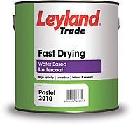 Leyland Trade White Multi-surface Undercoat, 2.5L
