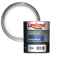 Leyland Trade Specialist coatings Damp block 0.75L