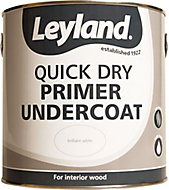 Leyland White Wood Undercoat, 2.5L