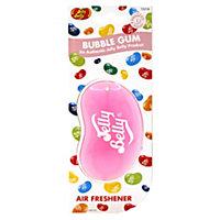 Jelly Belly Bubblegum Hanging air freshener