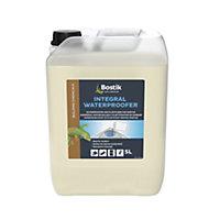 Bostik Yellow Integral waterproofer, 5L Jerry can