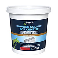 Bostik Red Powder colour, 1.25kg Tub