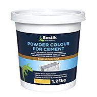 Bostik Yellow Powder colour, 1.25kg Tub
