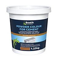 Bostik Brown Powder colour 1.25L