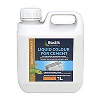 Bostik Orange Liquid colour, 1L Jerry can