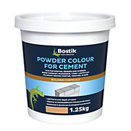 Bostik Orange Powder colour, 1.25kg Tub