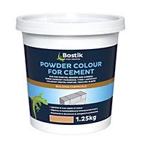 Bostik Orange Powder colour, 1.25kg Tub