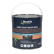 Bostik Black One Coat Roof Seal 2.5L
