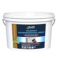 Bostik White Masonry waterproofer, 5L Tub