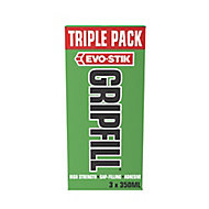 Grab adhesive, Pack of 3