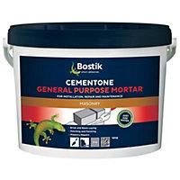 Bostik Cementone Mortar, 10kg Tub